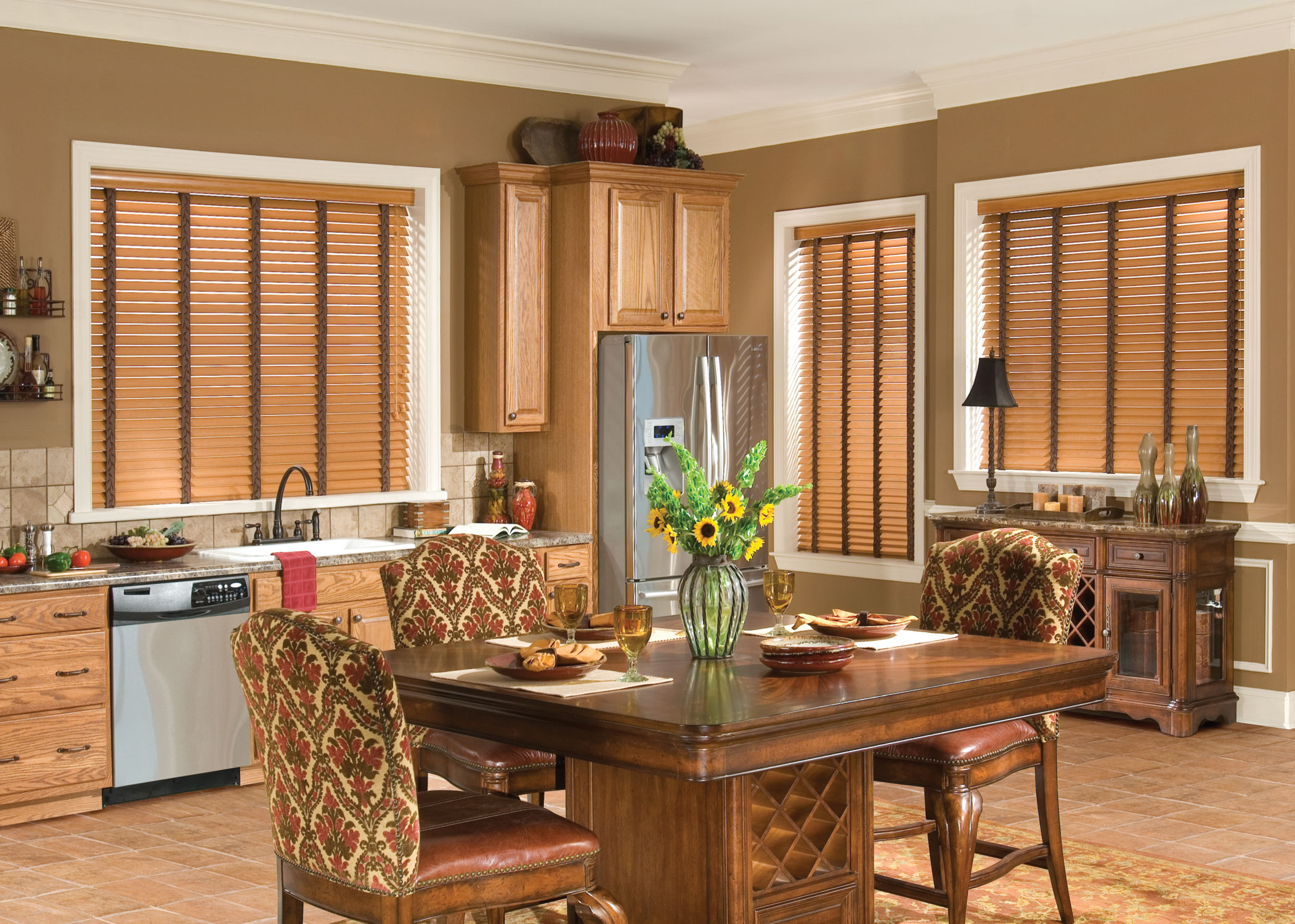 Window Treatments In South Florida Homes Drape