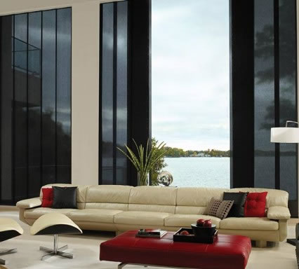 Hunter Douglas Skyline Gliding Panels