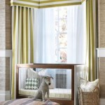 Bedroom Layered Blinds