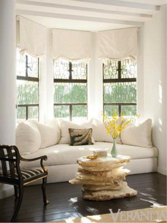 Bay window treatment ideas pictures home design for What is a window treatment