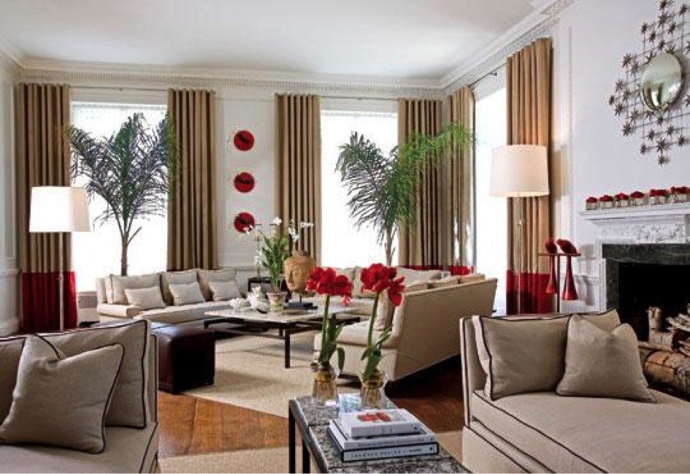 How To Pick Curtains how to pick curtains for living room - living room design ideas
