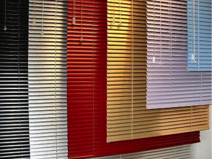 Aluminum blinds vs vinyl blinds which is better - Cortinas venecianas de aluminio ...