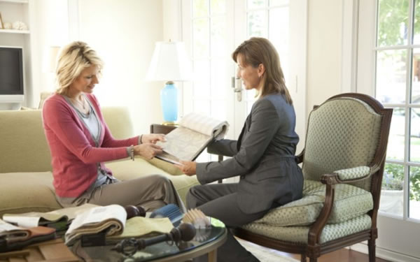 Free in-home consultation services